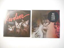 Unique Lot de 2 CD Single ▬ REVOLVER ▬ Port GRATUIT