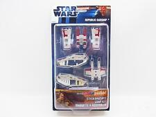 LOT 17229 | Revell 00655 easy kit Star Wars Republic Gunship Bausatz NEU in OVP