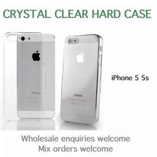 IPhone 5 5s iPhone SE crystal clear ultra thin hard case achetez 2 obtenez A 3rd gratuite!!!