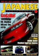 JAPANESE PERFORMANCE MAGAZINE - 'RK TUNING SKYLINE' June 2006