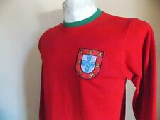 PORTUGAL EUSEBIO World Cup 1966 - Vintage JERSEY Cotton Replica - All Sizes !!