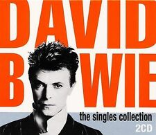 David Bowie  - Singles Collection [EMI] (CD, Jan-2002, 2 Discs, EMI NEW