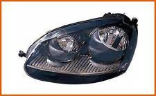 Fanale sinistro nero VW Golf V Golf 5 GTi Anno di costruzione 03-07