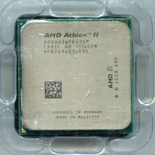 AMD Athlon II X4 645 ADX645WFK42GM 3.1 GHz quad core socket AM3 CPU Propus 95W