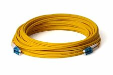 LWL LC-LC Patchkabel, Duplex OS2, 9/125, 3mm, 10m