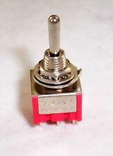 HIGH QUALITY DPDT MINI TOGGLE SWITCH /ON-OFF-ON/COIL TAPPING PHASING ETC/ SW-1