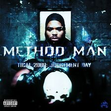 "METHOD MAN ""TICAL 2000 JUDGEMENT DAY"" CD NEUWARE!!!!!!!"