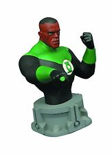 Justice League Animated Series Bust Green Lantern by Diamond Select