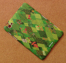Cover for tablet PC Case 7,7'' Samsung Green Sochi 2014 Olympic Games Edition