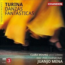 Joaqu¡n Turina: Danzas Fant sticas (CD, Jan-2013, Chandos)