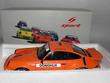 Porsche 911 RS 3.0, #1, Iroc Champion 1975 - Spark 1/18 Top + OVP