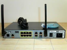 Cisco 1802W-AG-E/K9 1802 with WiFi Wireless ADSL o. ISDN Router