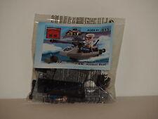 Combat Zone Series Type Buildable Mini-Figure Set Assault Boat & Sailor