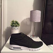 Nike SB Stefan Janoski Max Mid, Green/Black, Size UK 9 EU44 (807507 007)