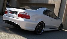 Mercedes W208 1997-2003 Paraurti Posteriore Tuning AMG look maxton desing