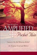 AMPLIFIED BIBLE NEW TESTAMENT (PAPERBACK) NEW