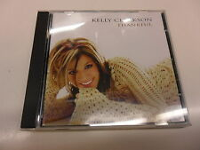 Cd   Kelly Clarkson  ‎– Thankful