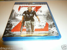 World War Z (Blu Ray) Extended Action Cut mit Prad Pitt