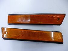VW GOLF GTI MK2 FENDER TURN LIGHTS AMBER 1990-92 DEPO JETTA GLI SIDE MARKERS