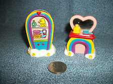 Care Bears Replacement Accessories Furniture 2 Pieces