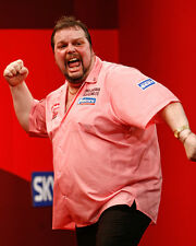 Peter Manley Darts Superstar 10x8 Foto