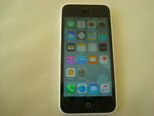 Apple iPhone 5c 16GB White A1532 Telus (no contract) 4G LTE /w Charger bundle