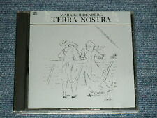 MARK GOLDENBERG Japan 1985 NM CD TERRA NOSTRA