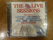 The Live XFM 104.9 London Sessions New & Sealed CD RARE