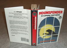 Jonathan Gash - Moonspender - HB/DJ 1st ed Collins UK 1986 Lovejoy
