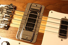 Rickenbacker 4003 Bass aftermarket Treble Bezel Deluxe Smooth Chrome
