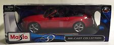 MAISTO 1:18 SCALE 2010 FORD MUSTANG GT CONVERTIBLE! FREE SHIPPING!