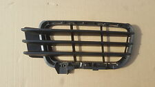 VOLKSWAGEN TOUAREG 2011-2014 LOWER GRILL DRIVER SIDE GENUINE PART