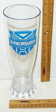 UNIVERSAL STUDIOS PREFERRED FUEL OF TRANSFORMERS ENERGON SOUVENIR DRINK CUP 2012
