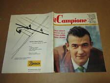RIVISTA SPORTIVA IL CAMPIONE ANNO 1957 ANNO III° N°17 CERVATO ITALIA-IRLANDA