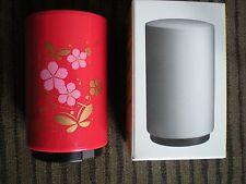Red Sakura Cherry Blossom Flower Sentol Bottle Opener Made in Japan New Snap Cap