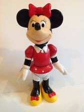 Disney's Minnie Mouse Articulated Figure Toy Good condition