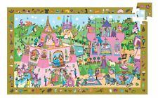 Djeco Princess Observation 54 Piece Puzzle