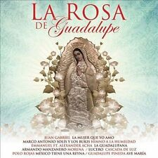 La Rosa de Guadalupe New CD