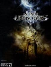 INFINITE UNDISCOVERY Signature Series Guide (Bradygames Signature-ExLibrary