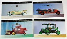 Industrial & Commercial Vehicles. Four sets. 16 envelopes. 1993-96. (BI#BX40/29)