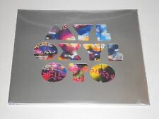 COLDPLAY  Mylo Xyloto  LP SEALED gatefold