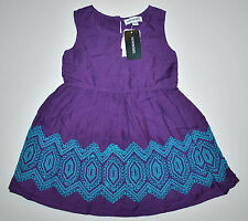 NEWBERRY PURPLE LOVELY DRESS BABY GIRLS 9 MONTHS NEW WITH TAGS