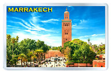 MARRAKECH FRIDGE MAGNET SOUVENIR IMAN NEVERA
