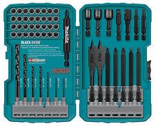 Makita 70 Piece pc Impact Drill Driver Bit  Accessory Screw Bits Set Kit Tools