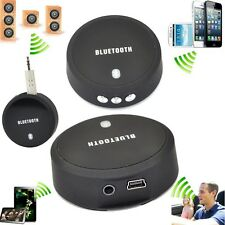 Bluetooth V4.0 NFC APTX Music Receiver Adapter Handsfree Car AUX for iPhone 6 PC