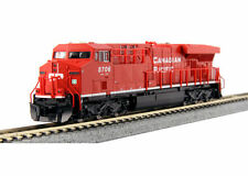 KATO 1768921 N GE ES44AC Gevo Canadian PACIFIC #8759 DCC Ready 176-8921 - NEW