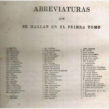 DICTIONNAIRE FRANÇAIS-ESPAGNOL Diccionario Francés-Español Tome 1 vers 1850-1860