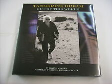TANGERINE DREAM - OUT OF THIS WORLD - 2LP VINYL 2015 NEW SEALED - COPY # 0101