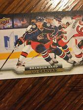 15-16 UD Hockey Series 2 Brandon Saad Canvas C143 Insert
