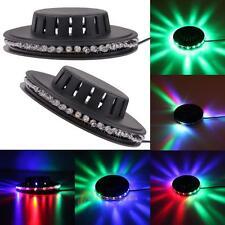 DJ Party Disco Lichteffekte 48 LED RGB Bühnenbeleuchtung Licht Soundsteuerung